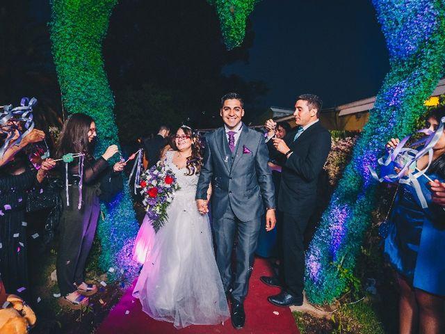 El matrimonio de Héctor y Alicia en Villa Alemana, Valparaíso 27