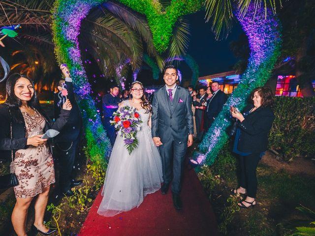 El matrimonio de Héctor y Alicia en Villa Alemana, Valparaíso 28
