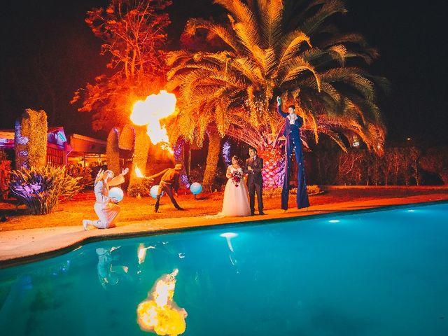 El matrimonio de Héctor y Alicia en Villa Alemana, Valparaíso 37