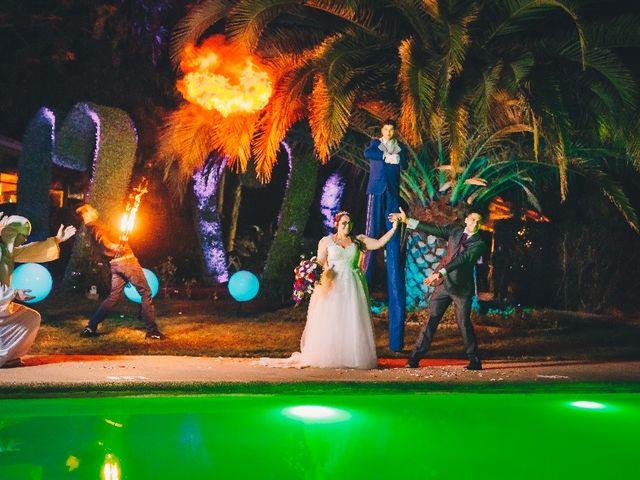 El matrimonio de Héctor y Alicia en Villa Alemana, Valparaíso 38