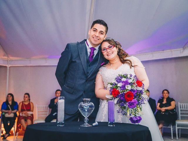 El matrimonio de Alicia y Héctor