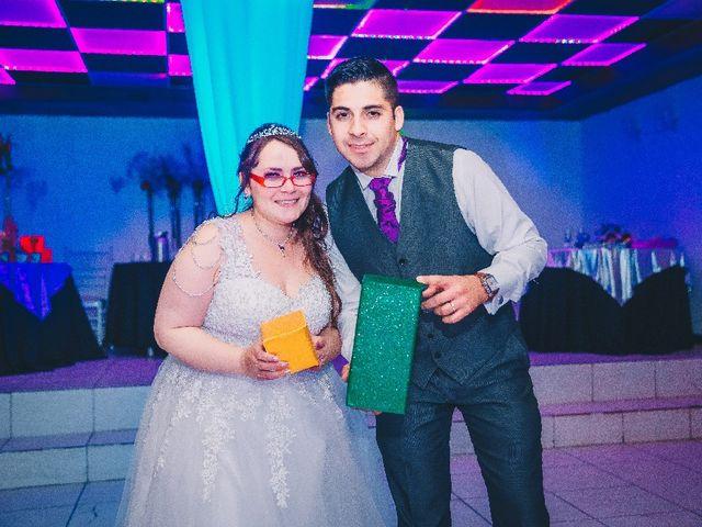 El matrimonio de Héctor y Alicia en Villa Alemana, Valparaíso 69