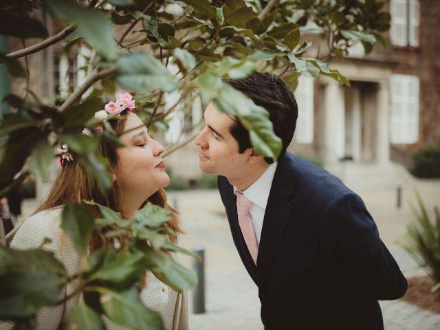 El matrimonio de Felipe y Isidora en Providencia, Santiago 8