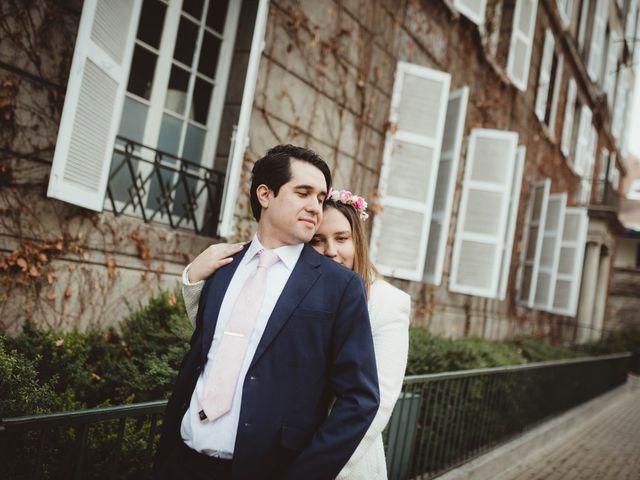 El matrimonio de Felipe y Isidora en Providencia, Santiago 10