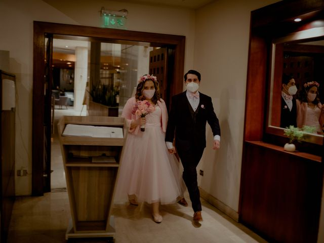 El matrimonio de Felipe y Isidora en Providencia, Santiago 14