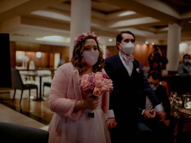 El matrimonio de Felipe y Isidora en Providencia, Santiago 17