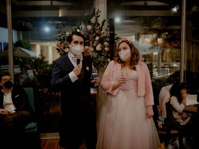 El matrimonio de Felipe y Isidora en Providencia, Santiago 20