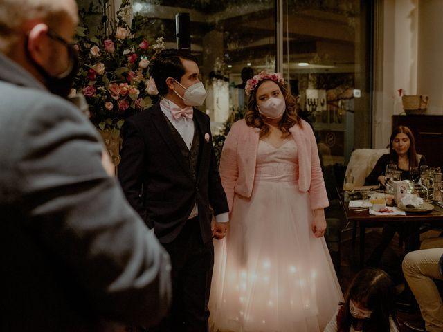 El matrimonio de Felipe y Isidora en Providencia, Santiago 26
