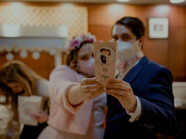 El matrimonio de Felipe y Isidora en Providencia, Santiago 27
