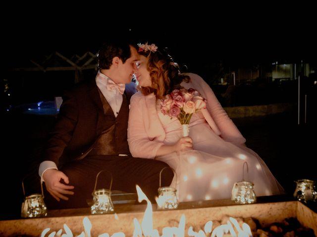 El matrimonio de Felipe y Isidora en Providencia, Santiago 30