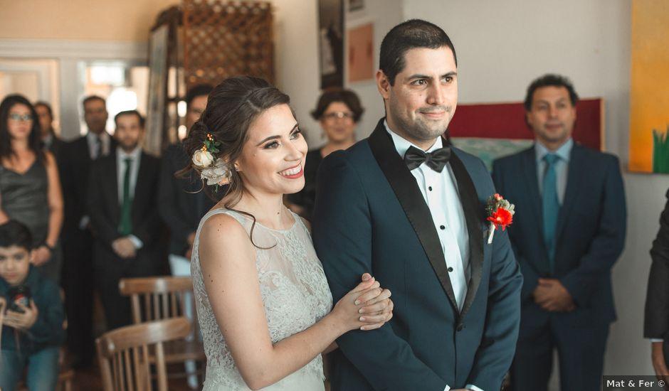 El matrimonio de Alejandro y Tania en Valparaíso, Valparaíso