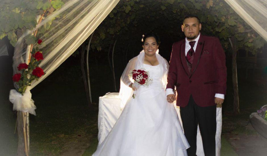 El matrimonio de Valentina y Patricio en Huechuraba, Santiago