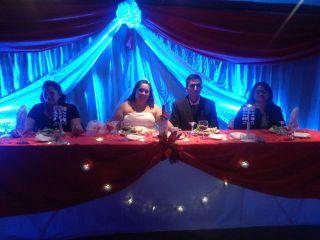 El matrimonio de Mariela  y Osvaldo