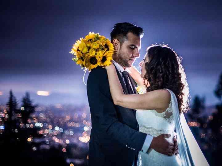 El matrimonio de Carole  y Matias