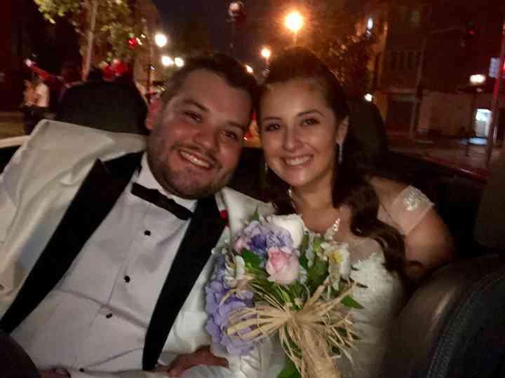 El matrimonio de Patty  y Marcelo