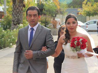 El matrimonio de Nicole y Victor 2