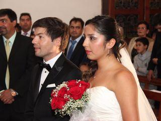 El matrimonio de Nicole y Victor 3