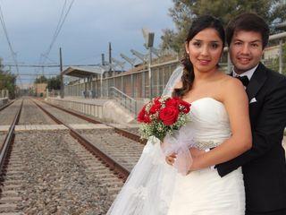 El matrimonio de Nicole y Victor