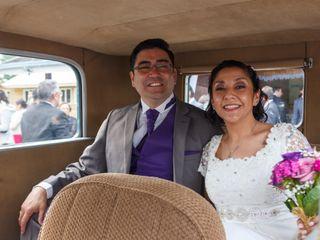 El matrimonio de Cristina y Juan Carlos 1