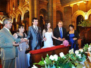 El matrimonio de Daniella y Felipe 2