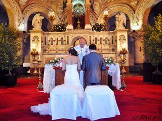 El matrimonio de Daniella y Felipe 3