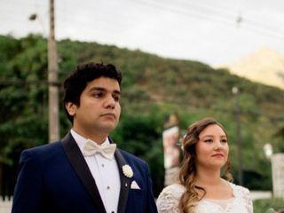El matrimonio de Fabiola y Claudio 2