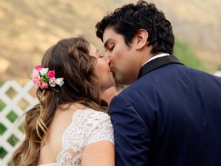 El matrimonio de Fabiola y Claudio 3