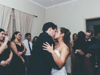 El matrimonio de Tamara y Claudio