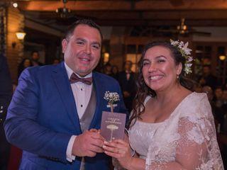 El matrimonio de Yenifer y Fernando