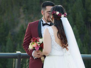El matrimonio de Andrea y Fernando 2