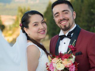 El matrimonio de Andrea y Fernando 3