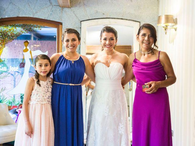 El matrimonio de Franco y Beatriz en San José de Maipo, Cordillera 12