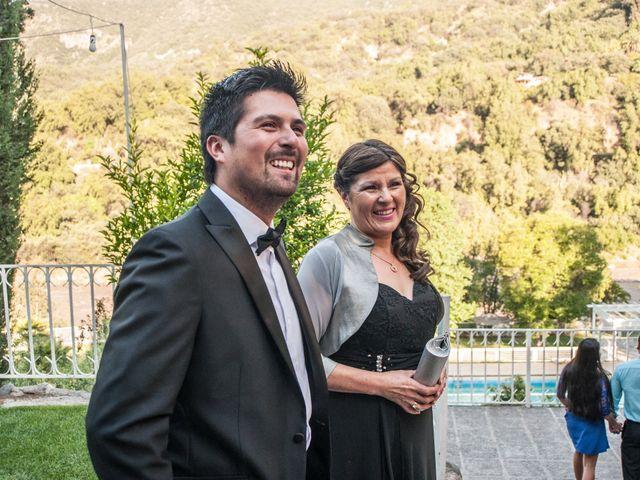El matrimonio de Franco y Beatriz en San José de Maipo, Cordillera 15
