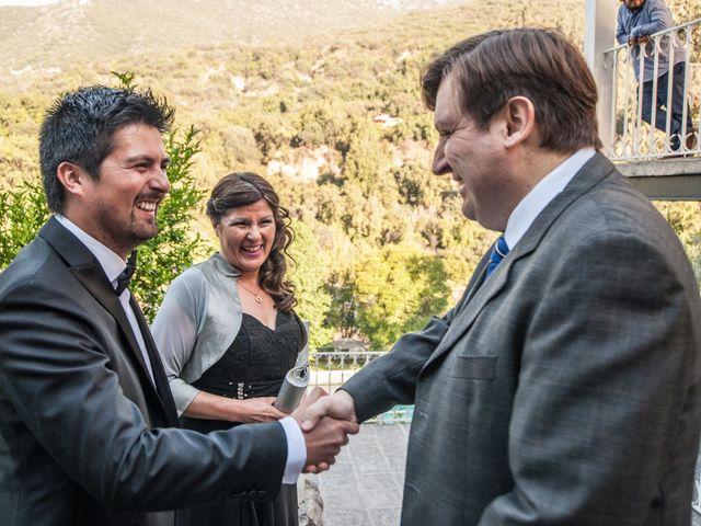 El matrimonio de Franco y Beatriz en San José de Maipo, Cordillera 16