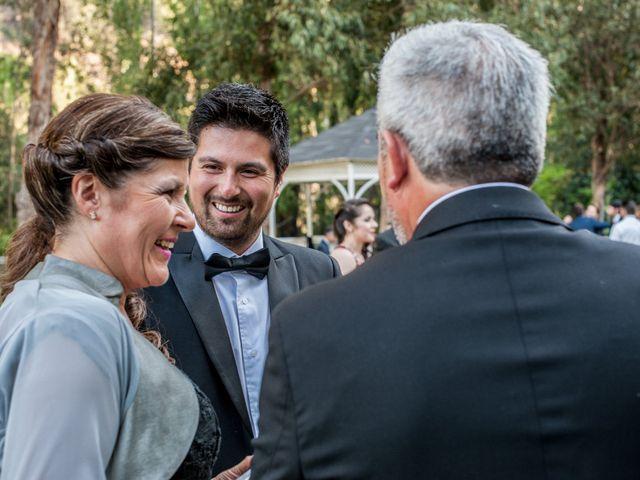 El matrimonio de Franco y Beatriz en San José de Maipo, Cordillera 22