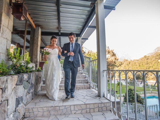 El matrimonio de Franco y Beatriz en San José de Maipo, Cordillera 23