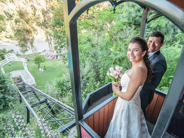 El matrimonio de Franco y Beatriz en San José de Maipo, Cordillera 26