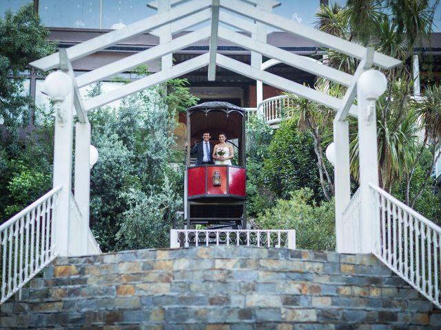El matrimonio de Franco y Beatriz en San José de Maipo, Cordillera 27