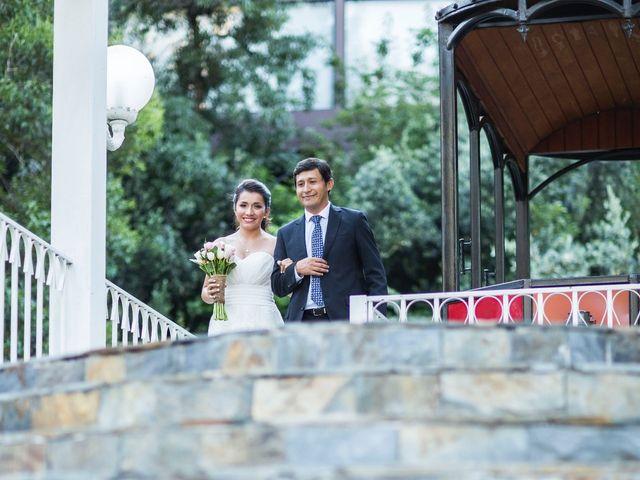 El matrimonio de Franco y Beatriz en San José de Maipo, Cordillera 28