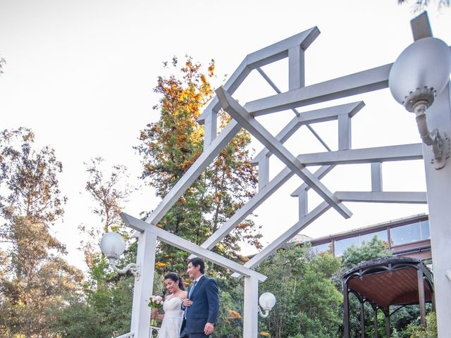 El matrimonio de Franco y Beatriz en San José de Maipo, Cordillera 29