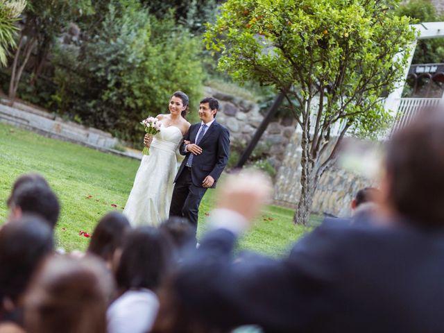 El matrimonio de Franco y Beatriz en San José de Maipo, Cordillera 31