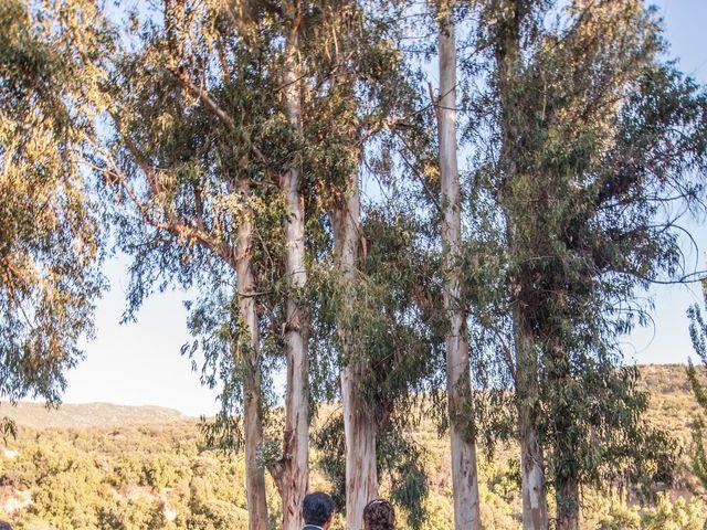 El matrimonio de Franco y Beatriz en San José de Maipo, Cordillera 32