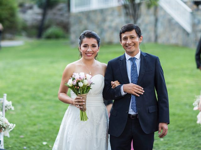 El matrimonio de Franco y Beatriz en San José de Maipo, Cordillera 33