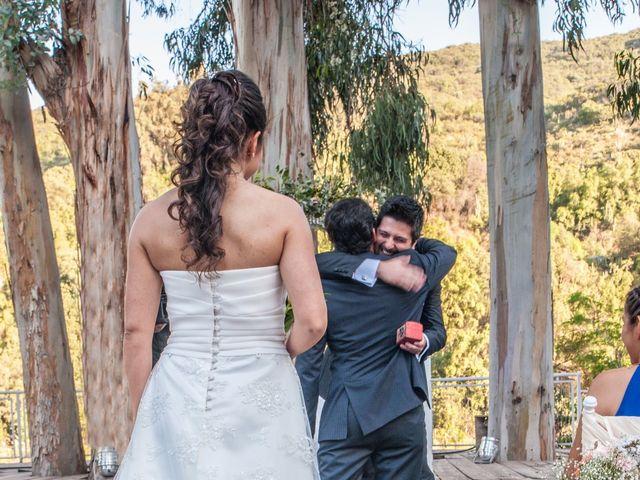 El matrimonio de Franco y Beatriz en San José de Maipo, Cordillera 34