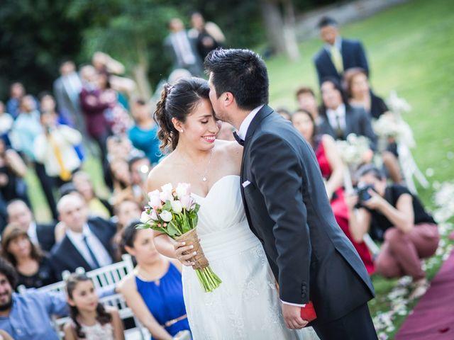El matrimonio de Franco y Beatriz en San José de Maipo, Cordillera 35
