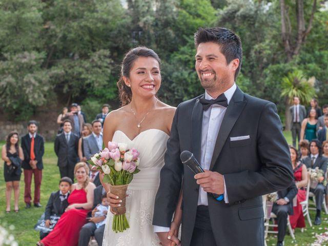 El matrimonio de Franco y Beatriz en San José de Maipo, Cordillera 39