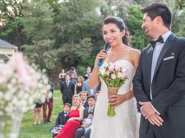 El matrimonio de Franco y Beatriz en San José de Maipo, Cordillera 41