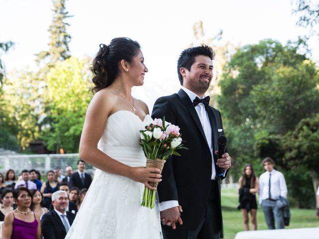 El matrimonio de Franco y Beatriz en San José de Maipo, Cordillera 45