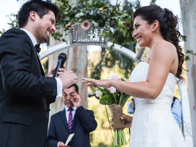 El matrimonio de Franco y Beatriz en San José de Maipo, Cordillera 50