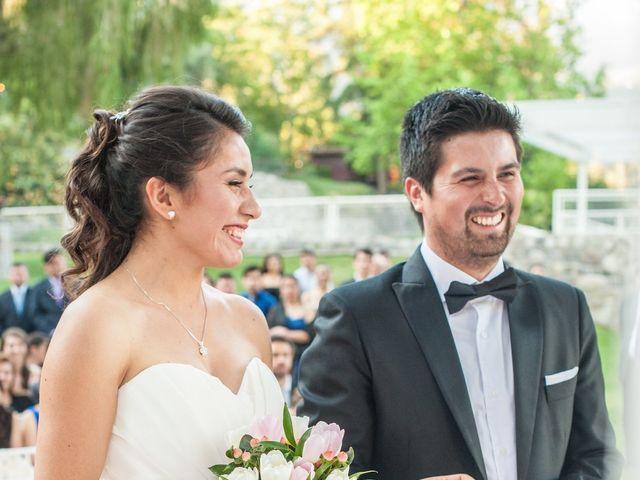 El matrimonio de Franco y Beatriz en San José de Maipo, Cordillera 52